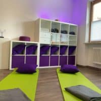 Foto des Entspannungsbereichs